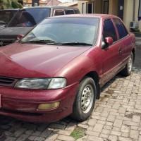 PT TUN: Sedan Timor, Tahun 2000, nopol L 1152 HP, warna merah Tua