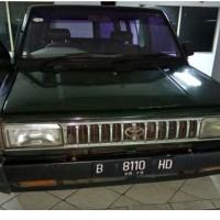 Lot 1: Toyota Kijang KF 40 No. Polisi B 8110 HD Tahun 1993 (Warna TNKB Merah)