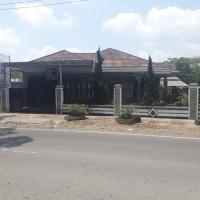 Bjb Garut 5. Tanah + bangunan luas 2653 m2 di Jl.Raya Cisinga, Ds.Cilampunghilir, Kec.Padakembang, Kab.Tasikmalaya