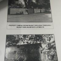 Bukopin: Sebidang TB SHM 103/kalimulya, LT 614 m2 di Jl raya kalimulya, cilodong, Depok