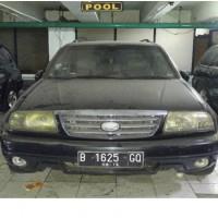 Lot 4: Suzuki Grand Escudo No. Polisi B 1625 GQ Tahun 2004 (Warna TNKB Merah)