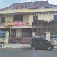 BRI Bandung AA 1b. Tanah + bangunan luas 256 m2 di Jl.Karacak No.6 Kel.Kota Kulon Kec.Garut Kota Kab.Garut