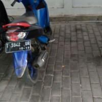 1 (satu) Unit Kendaraan Roda 2 Yamaha Mio Soul Warna Biru 110CC Tahun 2008 No. Polisi T-5942-UR (Sitaan Pajak)