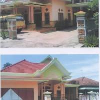 Tanah dan Bangunan SHM No. 214 Luas 640 m2, di Desa Wonokerto, Kec. Bantur, Kab. Malang.