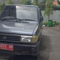 PT. TUN: Toyota Kijang, Tahun 1994, nopol L 1073 MP, warna abu-abu metalik