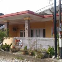 Tanah berikut bangunan, luas 200m2, SHM No.6103, di Perumahan Bukit Sejahtera Jl. Cendana V No.D1/16 Kel. Bukit Kec. Gandus Palembang