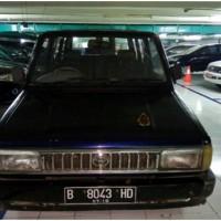 Lot 2: Toyota Kijang KF 40 No. Polisi B 8043 HD Tahun 1993 (Warna TNKB Merah)