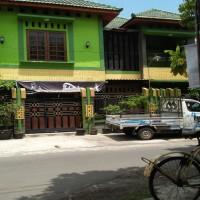 MNC||25_01||tanah bangunan sesuai SHM No. 2648, luas ± 501 m2, di Kel. Banyuanyar, Kec. Banjarsari, Kota. Surakarta