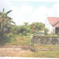 Panin 3: bid tnh kosong SHM 2355 Lt. 491m2, di JI. Madura, Kel. Akcaya, Kec. Pontianak Selatan, Kota Pontianak