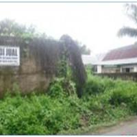 Sebidang tanah berikut bangunan seluas 635 m2 Jl. Campagaiya, kel. Jagong, kec. Pangkajene, kab. Pangkep (BRI Pangkep)