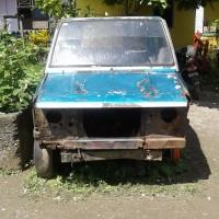 1 unit kendaraan roda 4 merk/type Toyota/KF50, tahun 1990, Nopol DS 39 FB dalam kondisi scrap & tanpa BPKB