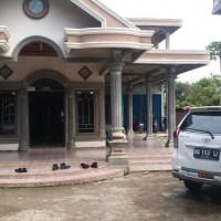 Tanah berikut bangunan, luas 1.404 m2, SHM No. 00427, Jalan Sersan Dahlan Dusun III Desa Menang Raya Kec. Pedamaran Kab. OKI