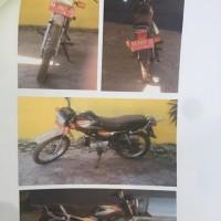 2. 1 (satu) unit Sepeda Motor merk Honda Type Win, nomor polisi DA 2827 IZ, tahun 2004