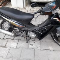 KPP Yogyakarta: 1 unit sepeda motor merk Suzuki FD 110, tahun 1997, nopol AB 4236 YI