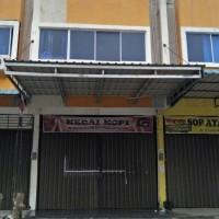 NISP - Sebidang tanah seluas117 m2 berikut bangunan di Tanjung Ayun Sakti, Bukit Bestari, Tanjungpinang