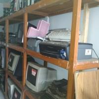 Kejari:1 paket barang inventaris dalam berbagai merk dan tipe kondisi rusak berat