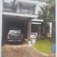 Bank UOB : Tanah & bangunan, luas 200 m2, terletak di Perumahan Kota Wisata Cluster Madrid Blok F2 No.21 Nagrak, Gunung Putri, Bogor