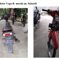 Kejari Gayo 16 - 1 (satu) Unit sepeda motor Yamaha Vega-R warna merah dengan nopol BL 3473 GP