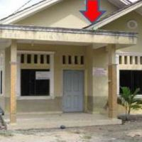 [MANDIRI2] tanah seluas 175 m2 berikut bangunan di atasnya terletak di Desa Pematang Seleng, Kec. Bilah Hulu, Kab.Labuhanbatu