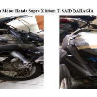 Kejari Gayo 28 - 1 (satu) Unit sepeda motor Honda Supra X warna hitam