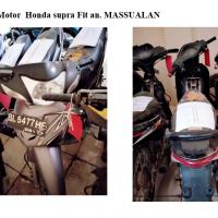 Kejari Gayo 25 - 1 (satu) Unit sepeda motor Honda Fit warna hitam dengan nopol BL 5477 HF