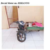 Kejari Gayo 26 - 1 (satu) Unit becak motor