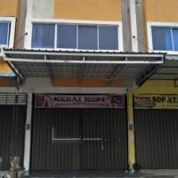 NISP - Sebidang tanah seluas 107 m2 berikut bangunan di Jl Pramuka, Tanjung Ayun Sakti, Bukit Bestari, Tanjung Pinang