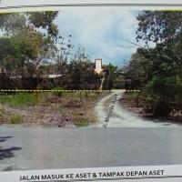 Sebidang tanah luas 924 m2 terletak di Langgur, Kei Kecil, Maluku Tenggara