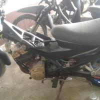 1. Kejari Tanjabbar melelang 1 (satu) unit sepeda motor Suzuki FU, berikut STNK dan Kunci