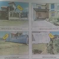 Kurator CV Surya Naga Buana Jaya,Cs. - Tanah & bangunan (Villa) terletak di Jl. Indragiri II Ds. Pesanggrahan Kec. Batu Kota Batu
