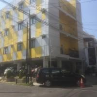 BRI Agro Semarang: Tanah ( SHM) LT.270 M2 dan Bangunan Hotel ; Jl Anggrek I No.18 Pekunden, Semarang Timur, Kota Semarang