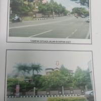 Sebidang tanah bangunan luas 1.988 m2 terletak di Batu Merah, Ambon