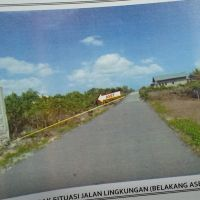 Sebidang tanah luas 11.741 m2 terletak di Kolser, Kei Kecil, Maluku Tenggara