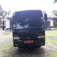 2. Kejari Ngawi - Satu microbus Toyota BU303R-TKMLSD,  Tahun 2005, Warna Hijau, Nomor Polisi AE 7262 JP, BPKB dan STNK ada