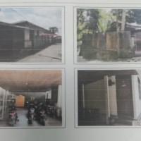 Sebidang tanah luas 308 m2 terletak di Batu Meja, Ambon