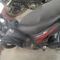 18. Kejari Tanjabbar melelang 1 Unit R2 Yamaha Mio M3 125 warna hitam tanpa Nopol