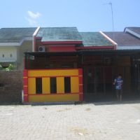 Tanah SHM No.23039 luas 105 m2 & bangunan di Perum Green House Residence, Kel. Barombong, Tamalate, Makassar (Bank Sahabat Sampoerna)