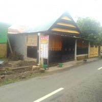 Tanah berikut bangunan sesuai SHM No. 0736, luas 387 m², di Soreang Desa Jipang, Kec. Bontonompo Selatan, Kab. Gowa (BRI Takalar)