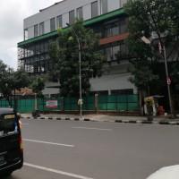 BRI Kanwil Jakarta I : 2 Bidang tanah SHM dan bangunan Kantor di Jl.Dewi Sartika No.45, Bandung