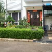 BCA : Tanah berikut bangunan yang berdiri diatasnya terletak di Perumahan Alam Sutera Kota Tangerang Selatan