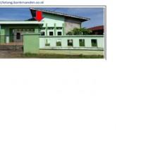 Mandiri CCR Medan2: Tanah dan bangunan seluas 403 m2 SHM 197 di Jl. Cik Ramlah, Kel Damar Sari Kota Tebing Tinggi