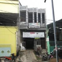 2 bidang tanah SHM No.1595 luas 125 M2,SHM No.1596 luas 102 M2&bangunan di Jl.Gardu Asem Mantri No.202-A&202 Rt.012/009 Jakarta Pusa