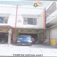 1 bidang tanah luas 122 m2 berikut ruko di Kelurahan Awiyo, Kecamatan Abepura, Kota Jayapura