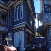 2 bidang tanah luas 398 m2 berikut rumah tinggal di Kelurahan Angkasapura, Kecamatan Jayapura Utara, Kota Jayapura