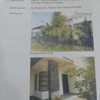 Tanah berikut bangunan seluas 100 m2 di Ds. Bongan, Kab. Tabanan (Bank Mandiri)