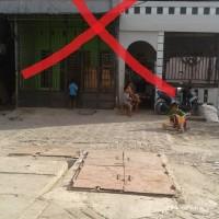 Sebidang tanah sesuai SHM No. 20509, Luas 150  m², terletak di Kel. Buloa, Kec. Tallo, Makassar (BRI A. Yani)