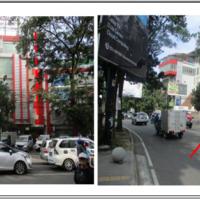 OCBC NISP : Sebidang tanah SHM dan bangunan di Jl. Diponegoro No 2, Cibeunying, Bandung
