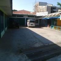 (BRI BONTANG I) - Lot 6 berupa sebidang tanah dan bangunan SHM seluas 1.555 m2 di Jl. A. Yani, Api-Api, Bontang