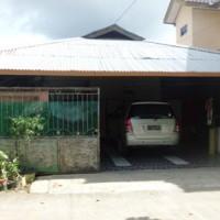 (BRI BONTANG I) - Lot 11.b berupa sebidang tanah dan bangunan SHM seluas 110 m2 di Jl. Jet Sky, Kel. Api-Api, Bontang