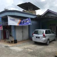 (BRI BONTANG I) - Lot 10 berupa sebidang tanah dan bangunan SHM seluas 213 m2 di Jl. Palembang, Gn. Telihan, Bontang